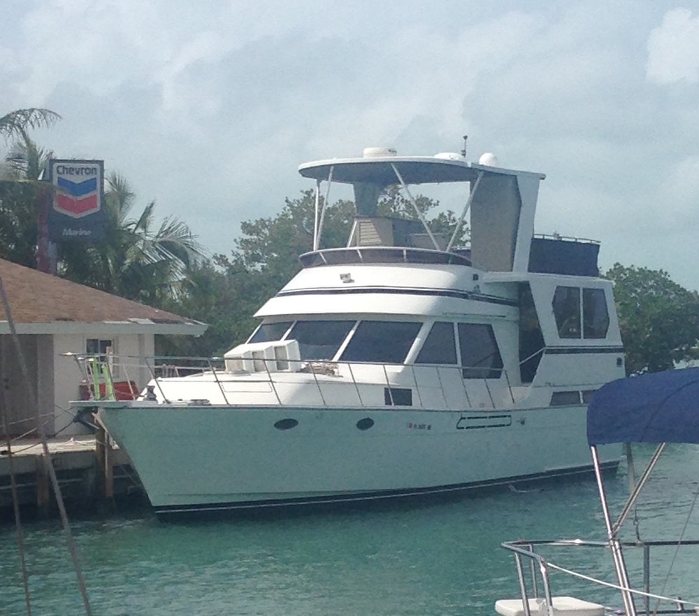 Angel Marine Yacht 60'