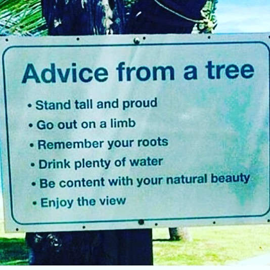 This should be advice for women too. We ❤️U all 💕💕💕#awomansplace2018