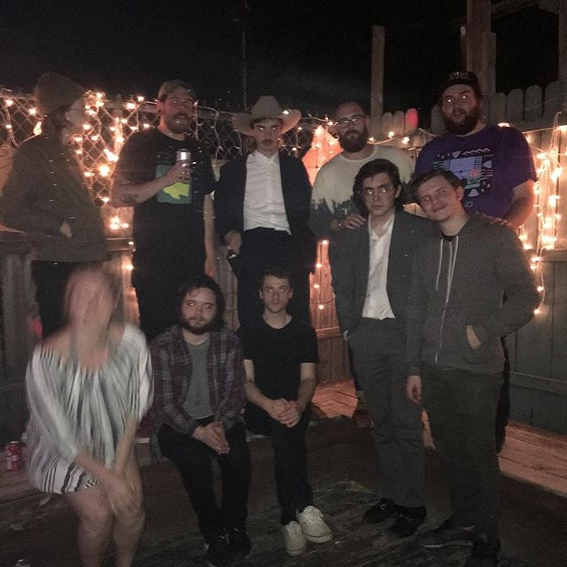 glad to have been sucked into Superbody's orbit for some dates; this band deserves every world they visit. It is important to note that this photo is Angel-less, but she was there in spirit. What a nice lil run.