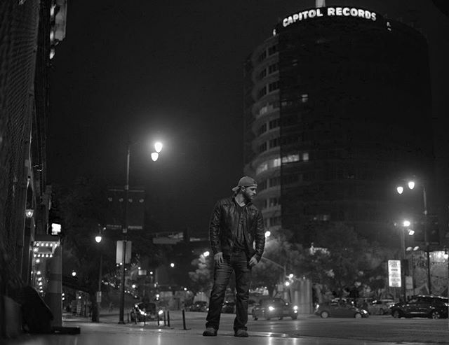 Moves... #Hollywood #California #CapitolRecords  Photo Credit : @metamindent