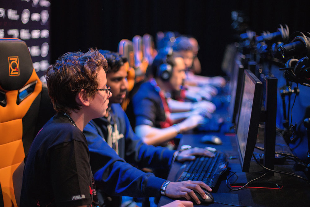 What it takes to go pro at CS:GO