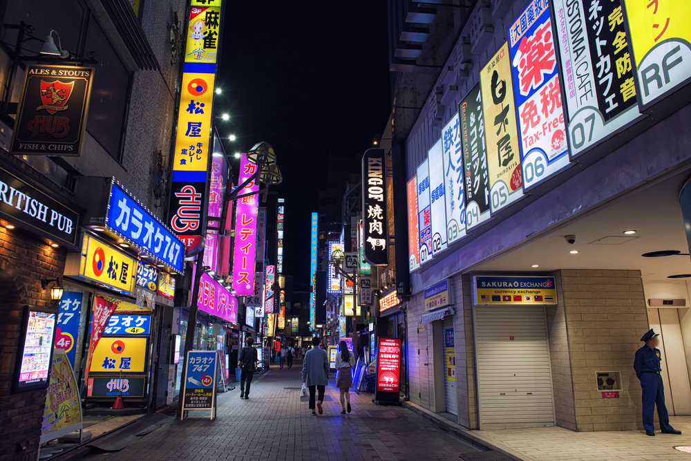 SURVIVING ALL NIGHT IN A JAPANESE INTERNET CAFE DEC 09, 2017