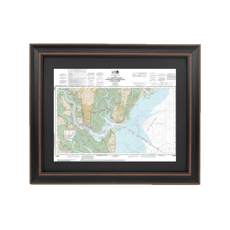 NOAA Chart 11506
