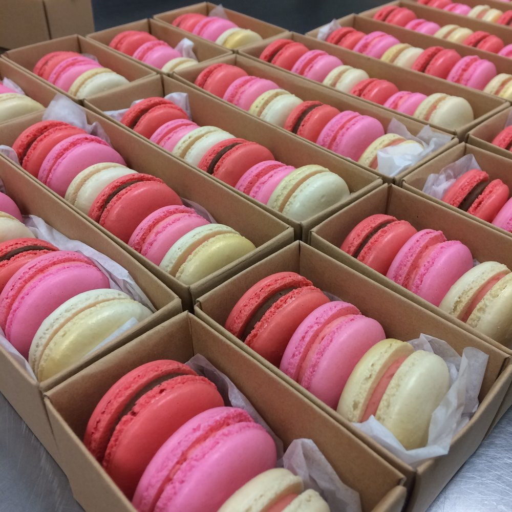 macarons by Seed Confections