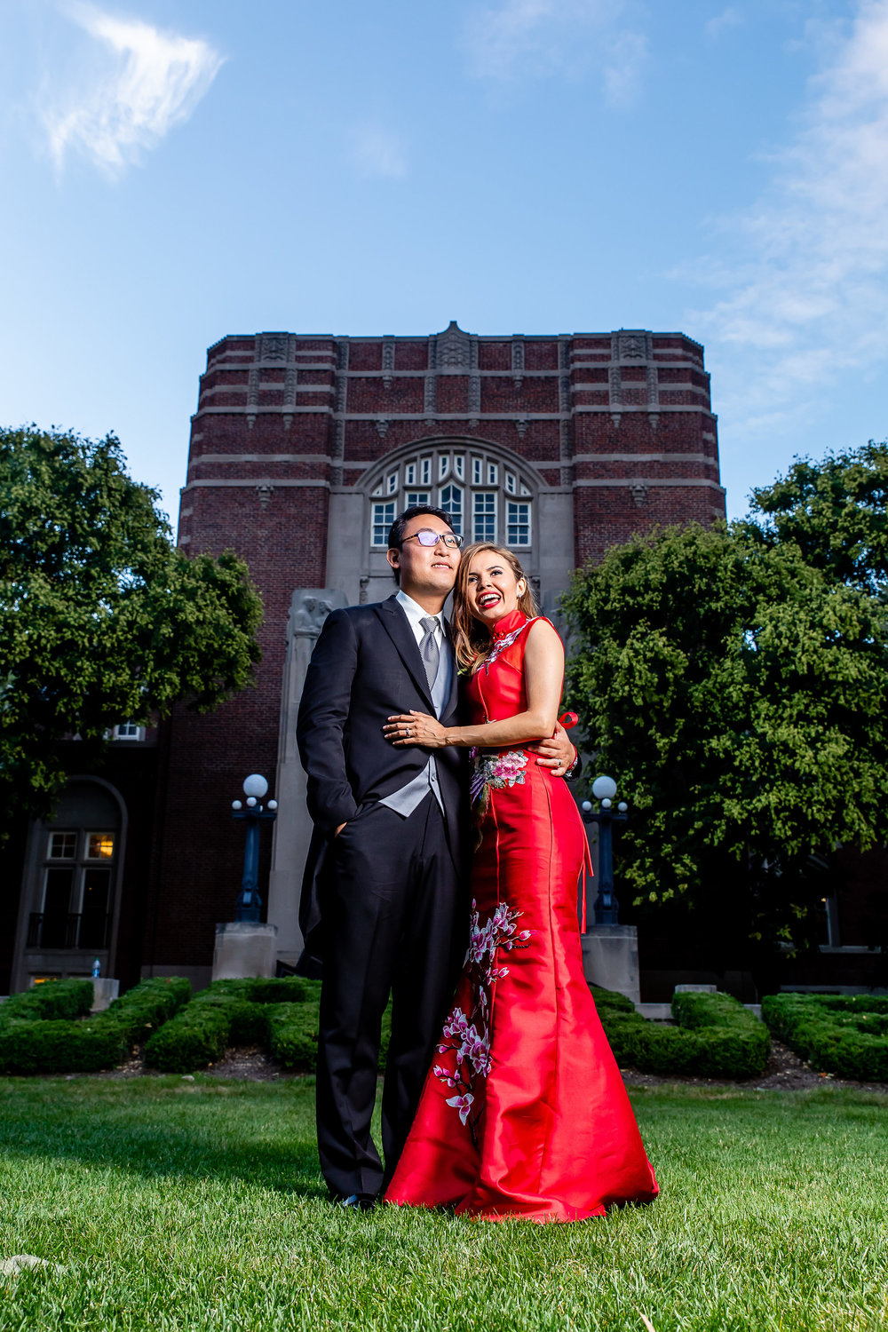 purdue memorial union wedding photographer photography lafayette indiana st. thomas aquinas
