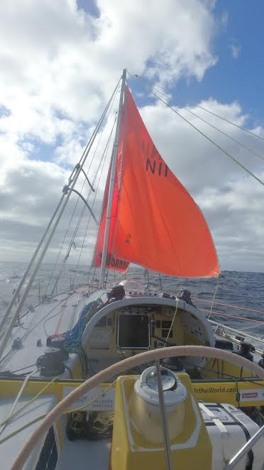 Sailing with Jury Rig