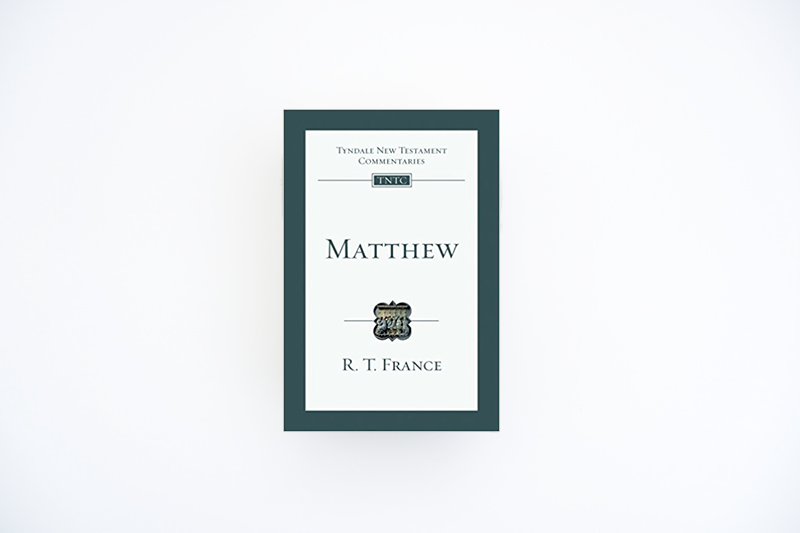 tyndale nt commentary: matthew -
