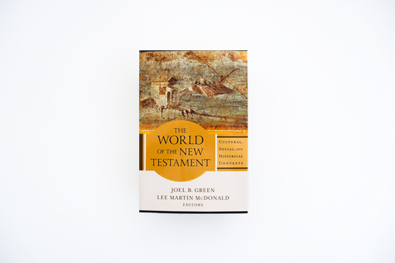 the world of the new testament -