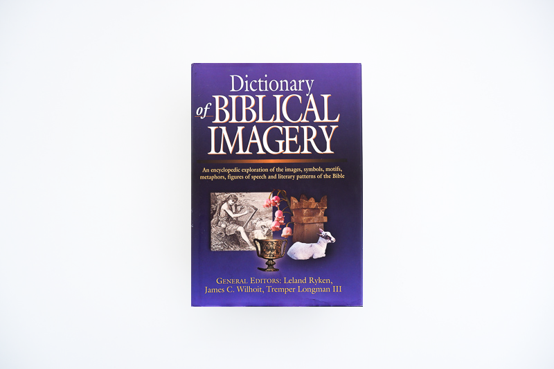 DICTIONARY OF BIBLICAL IMAGERY -