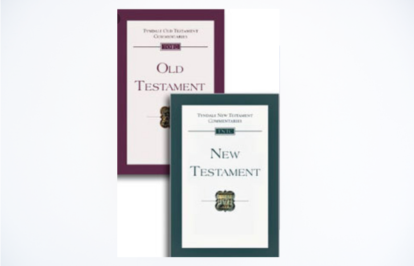 Tyndale Commentary Series -