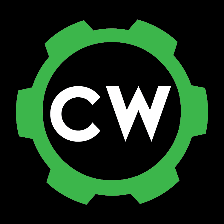 Chromium Winds CW logo.png