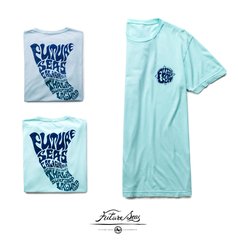 FUTURE SEAS TEES