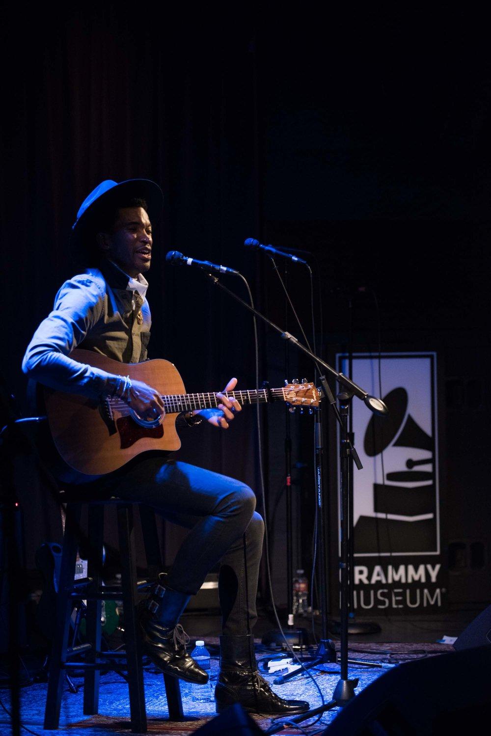 Live Debut @grammymuseum