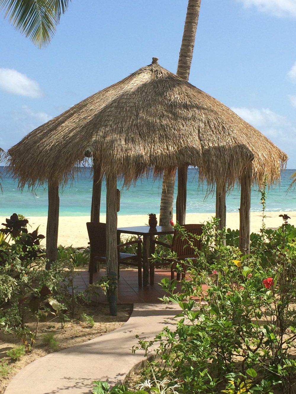 Wanderlust-blog-Galley-Bay-Beach-Hut