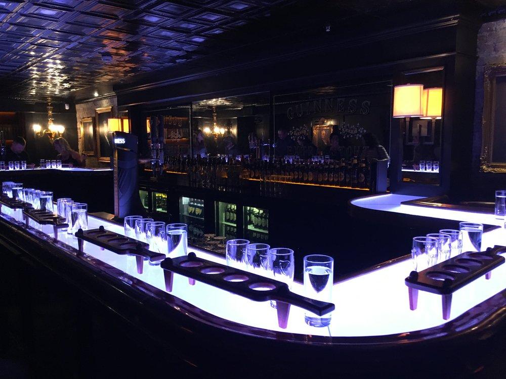 The Connoisseur Bar