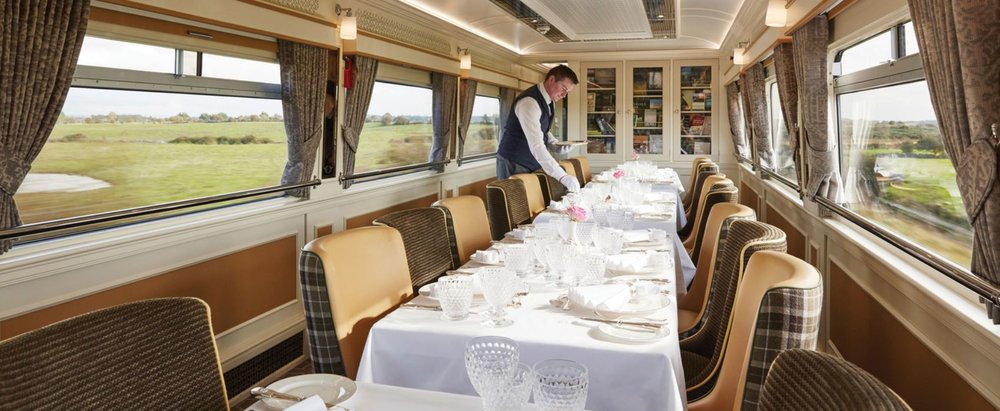 Wanderlust-blog-Belmond-Grand-Hibernian-train-dining-car
