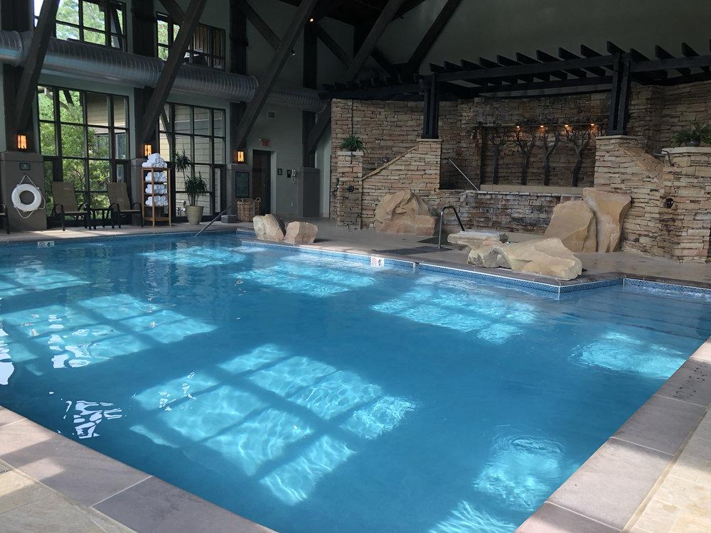 Wanderlust-Travel-Woodloch-Lodge-spa-resort-pool