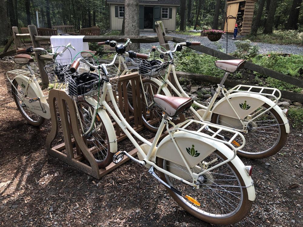 Wanderlust-Travel-blog-Woodloch-Lodge-spa-retreat-wellness-bikes