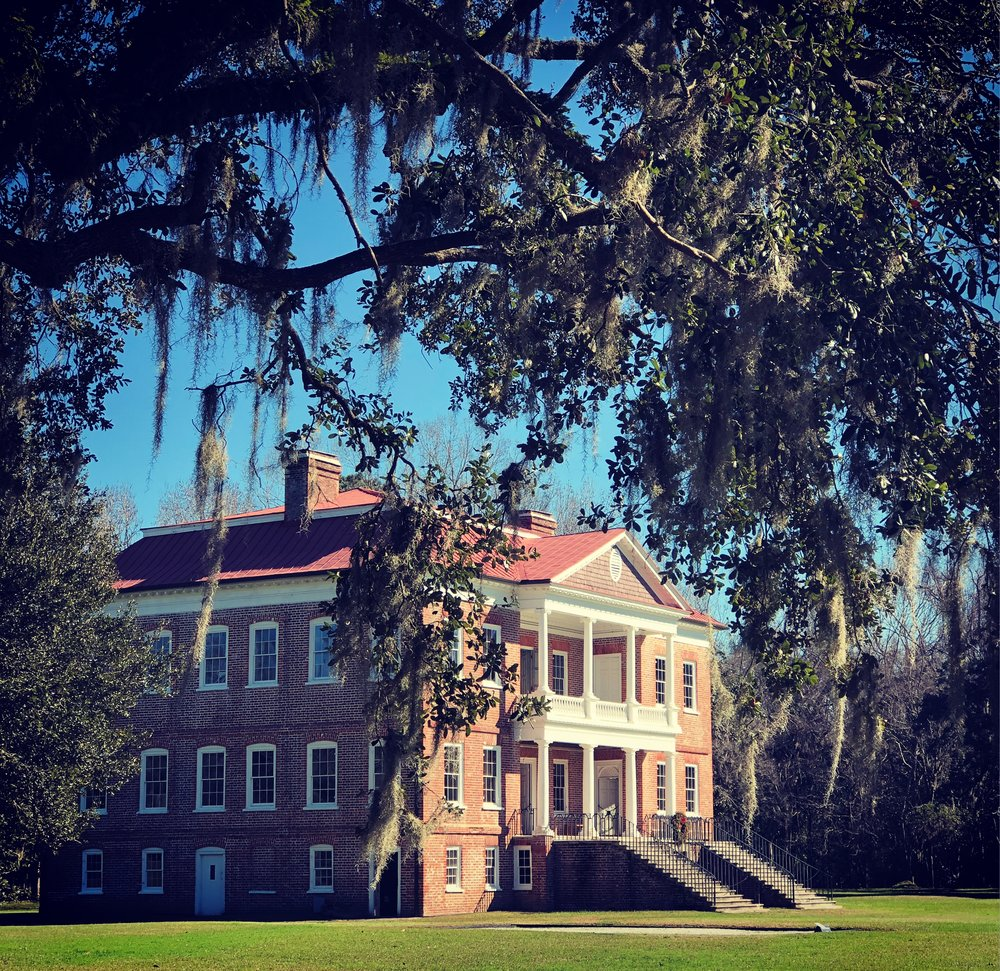 Wanderlust-Travel-blog-Drayton-Hall-manor-Charleston