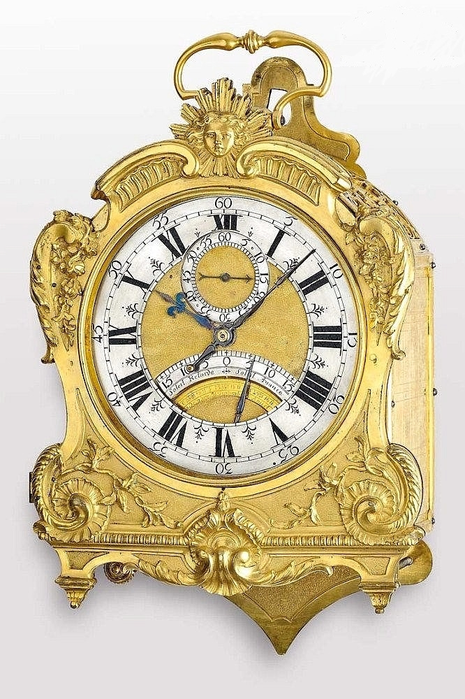 923D Huygens's Marine Timepiece - Our chief expert lectured on the famous timepiece at NAWCC.