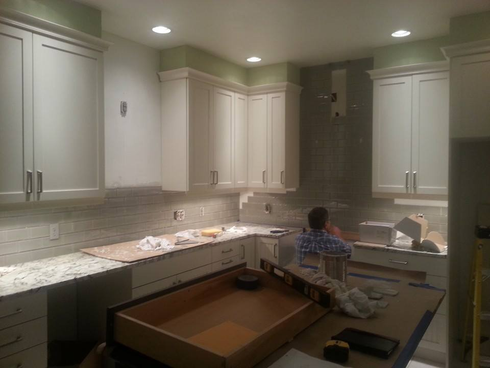 Kitchen Remodel Happy Client In Norman Ok Kitchen Bath Home