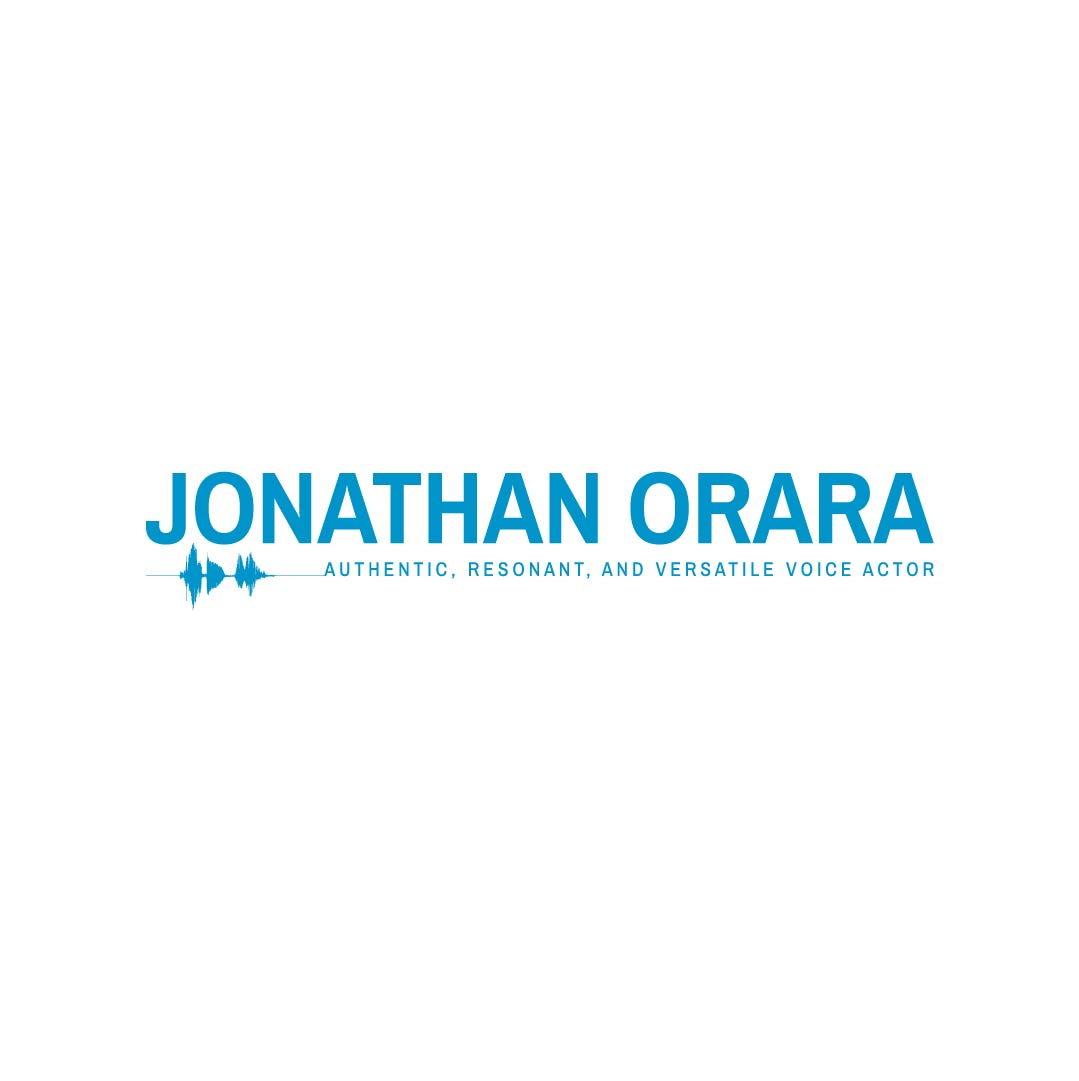 Jonathan Orara | Voice Actor | Voice Talent | Voiceover Artist