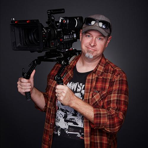 MATT CHAUNCEY  DIRECTOR OF PHOTOGRAPHY