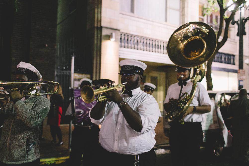 The Kinfolk Brass Band
