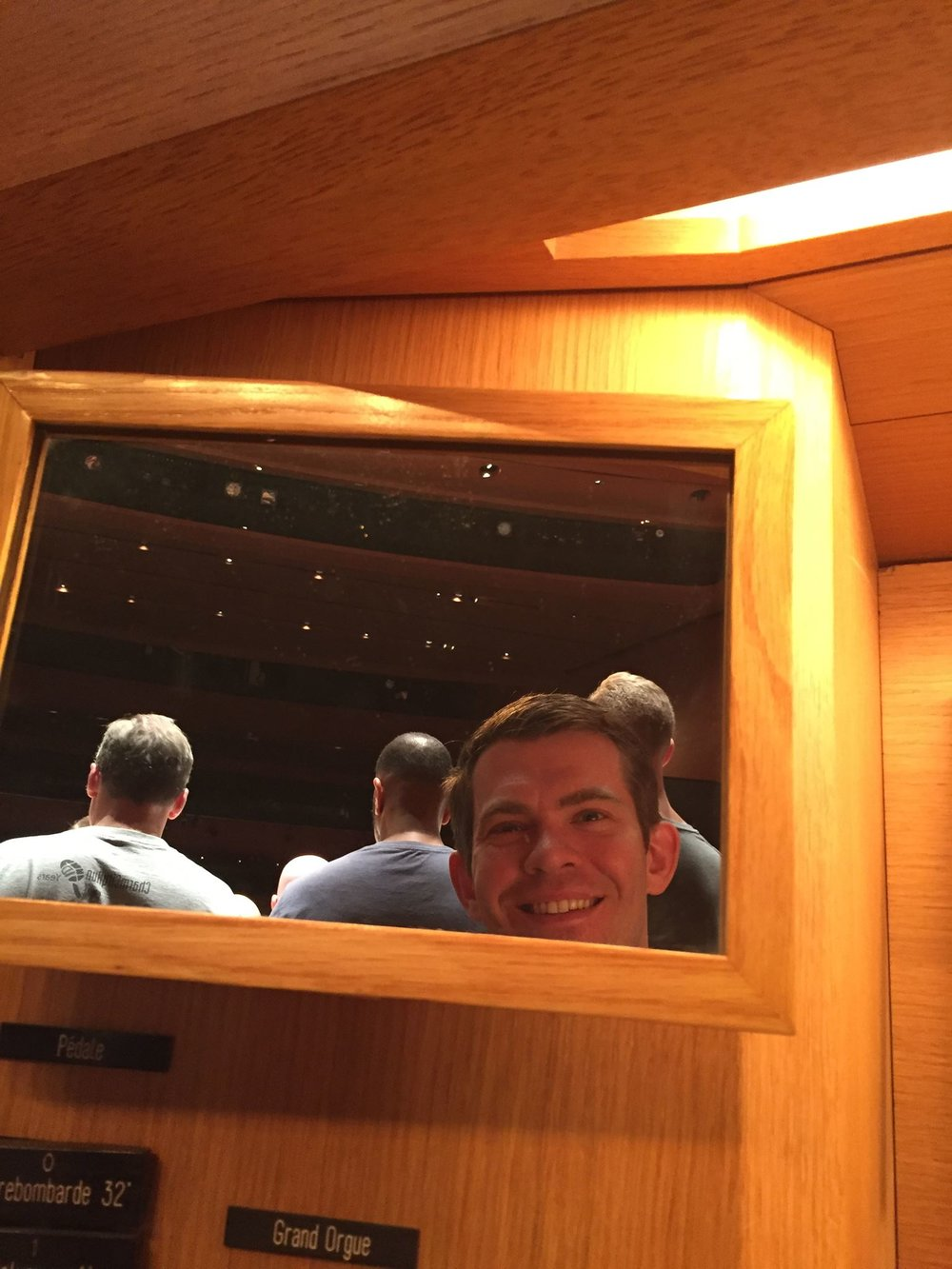Performing Poulenc's Organ Concerto at Lincoln Center