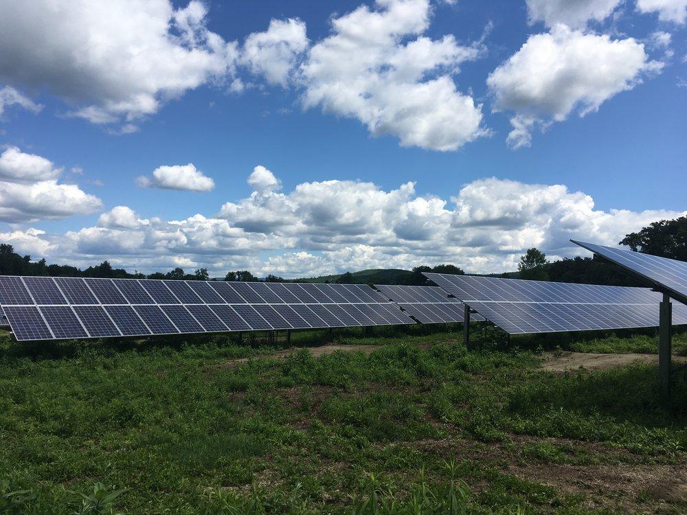 Westminster Solar Park, 684 KW