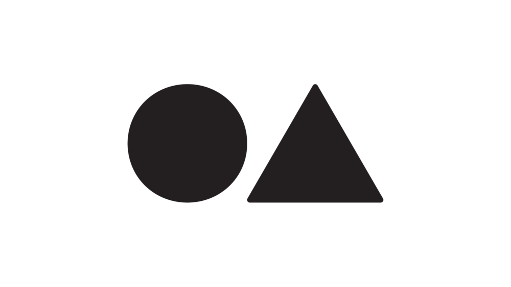 - The following mark represents my initials for Ofir Atia. It also expresses my approach on design,simple, geometric and bold.This logo reads well big or small and has a strong first read.