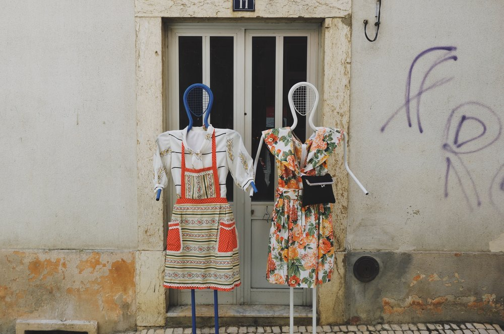 All handcrafted by the cheerful Portuguese ladies. All made with thePortuguese materials.
