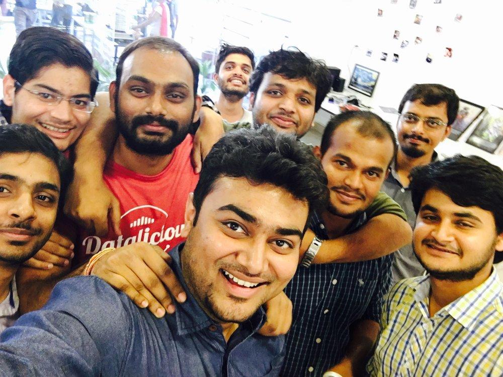 Bangalore Team