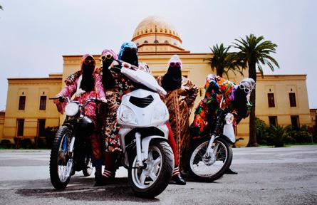 Kesh Angels | Hassan Hajjaj
