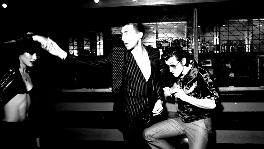 The Last Shadow Puppets | EVU Studios | British GQ