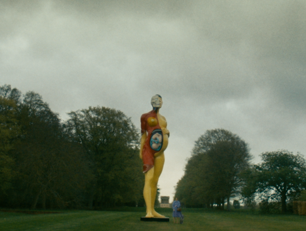 Damien Hirst at Houghton Hall