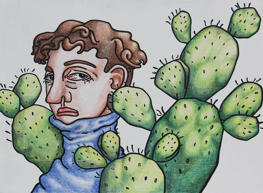 Pinkeye for the Cacti