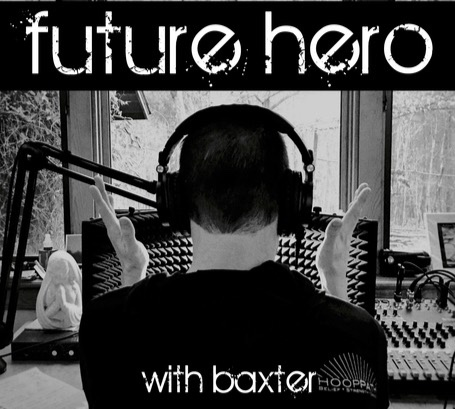 The Future Hero Podcast combines music and spoken word to create meaningful podcasts for movement or for chilling. Baxter has been teaching movement across the US and Canada for over ten years, and shares with you through his meditations and podcasts his art and experience.