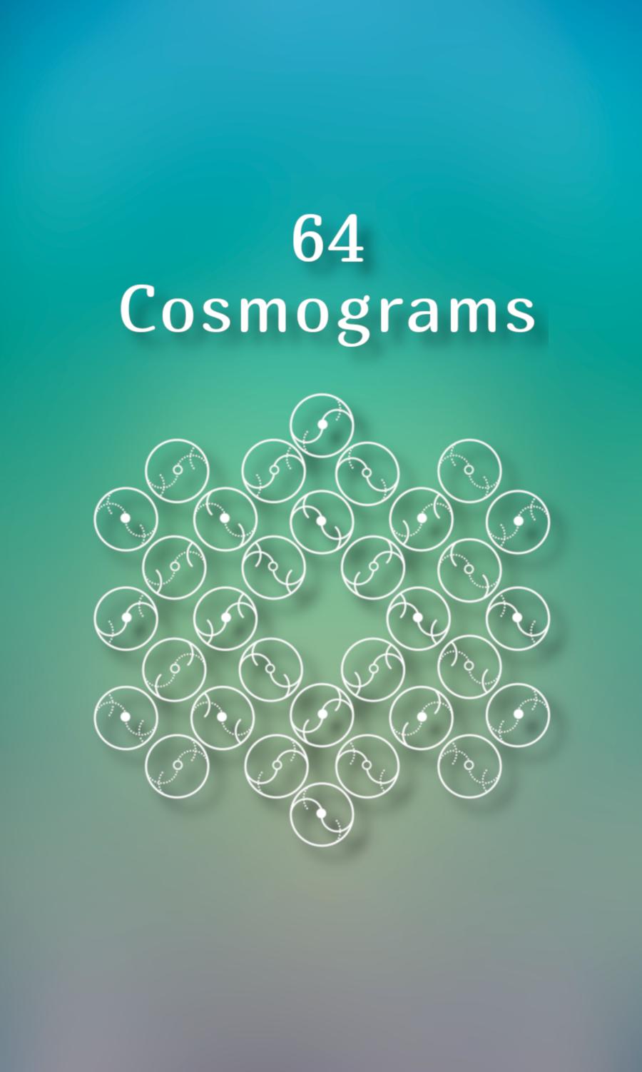 Cosmogram Cards