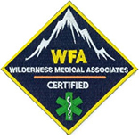 Wilderness First Aid Certified