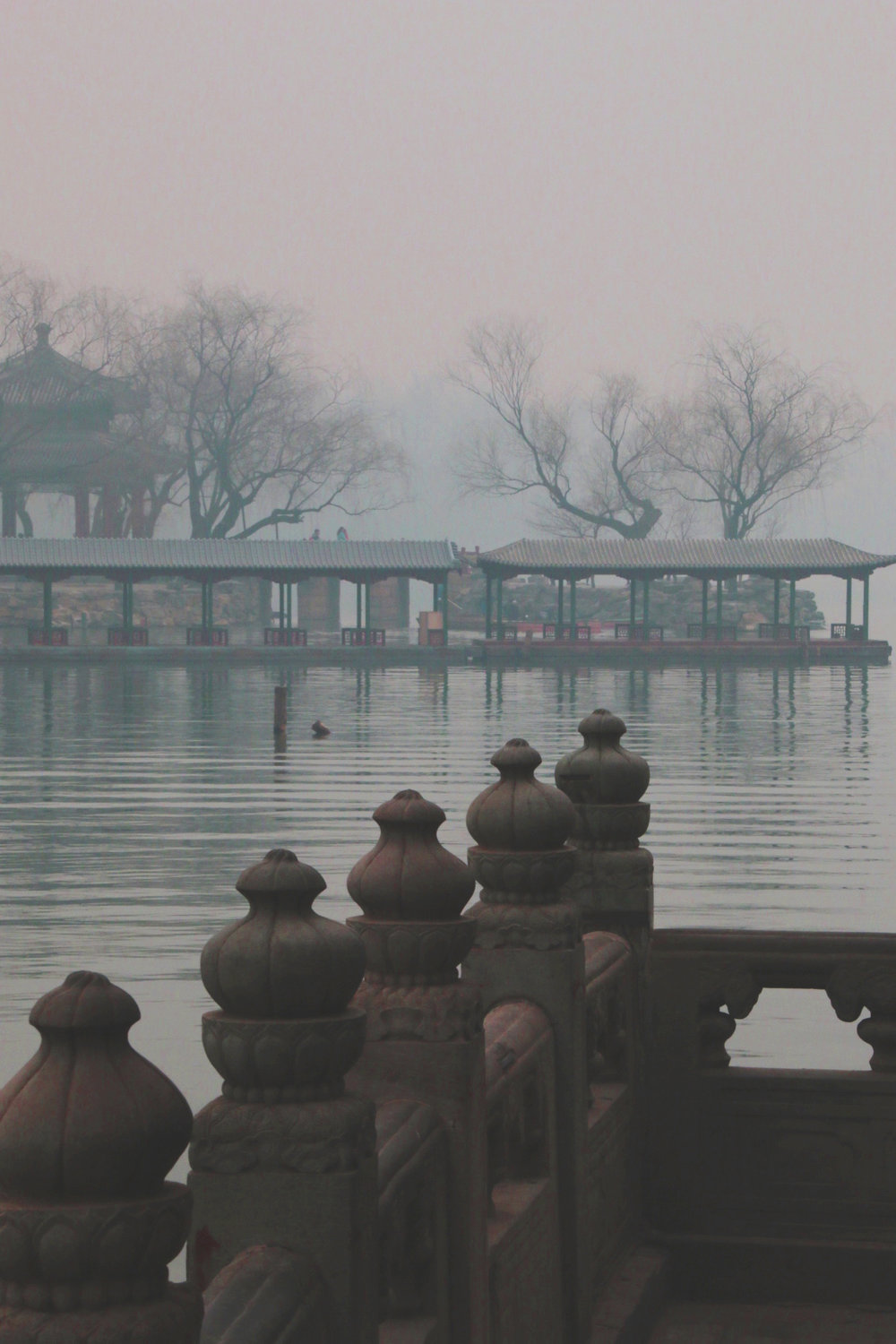 Sophia's photograph 'Air Pollution or Wonderland' appears in Issue 1 of Beijing Youth Literary Review.