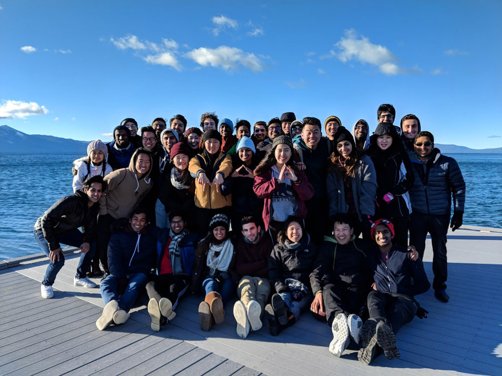 Fall 2017 Retreat, Tahoe