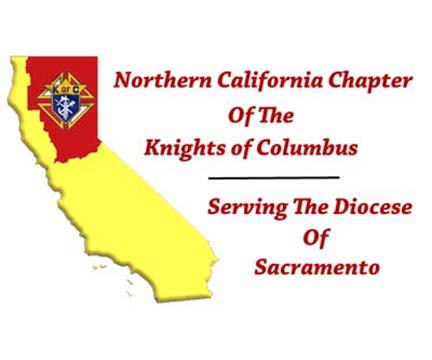 Northern California Chapter of the Knights of Columbus   Jack Willoughby, President    (916) 791-0216    The Knights of Columbus is the world's largest Catholic family fraternal service organization with 1.7 million members. It provides members and their families with volunteer opportunities in service to the Catholic Church, their communities, families and young people.