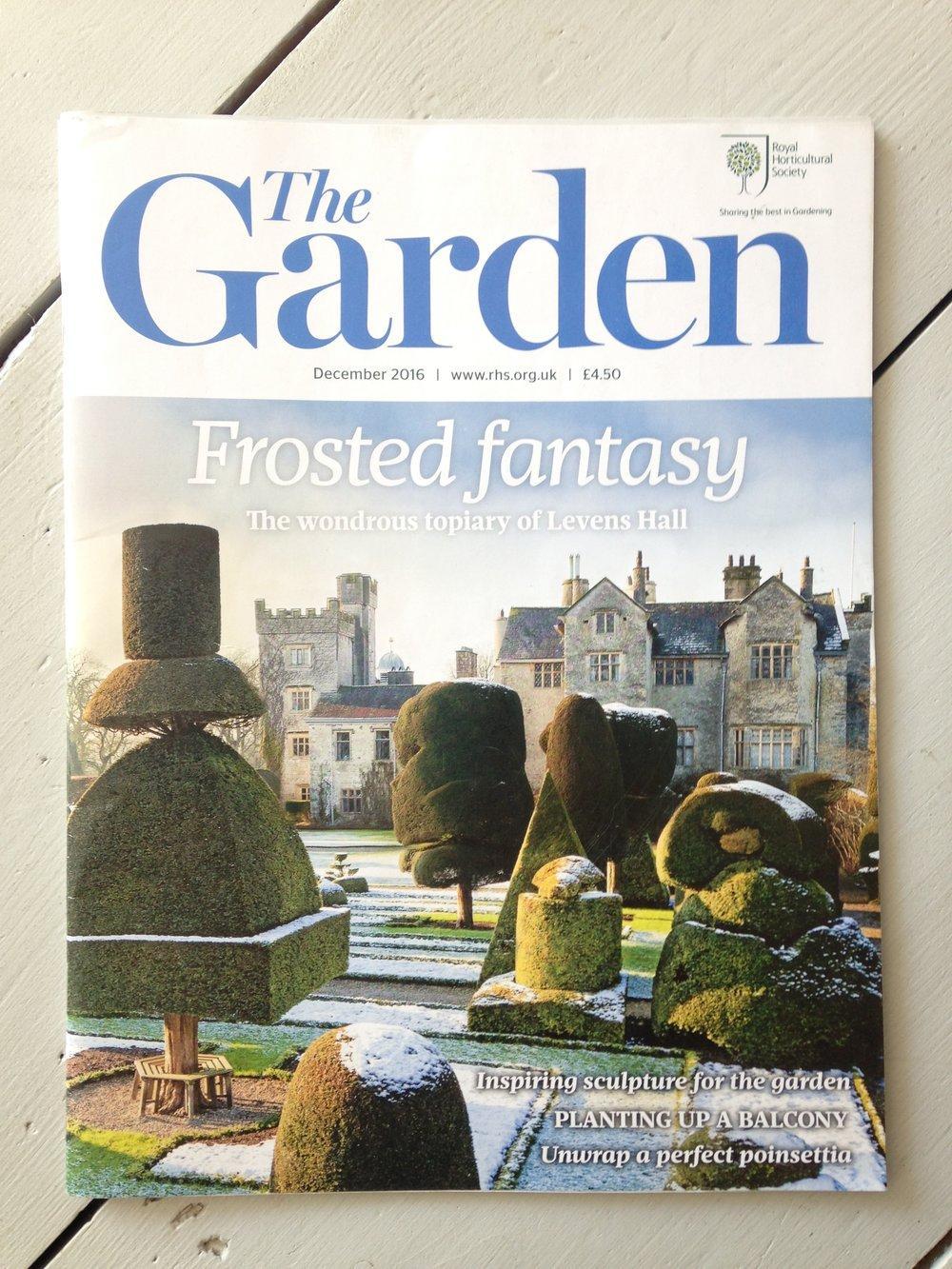The RHS Garden Magazine