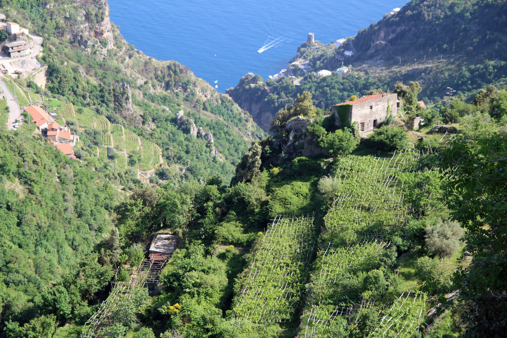 amalfi coast hiking tours