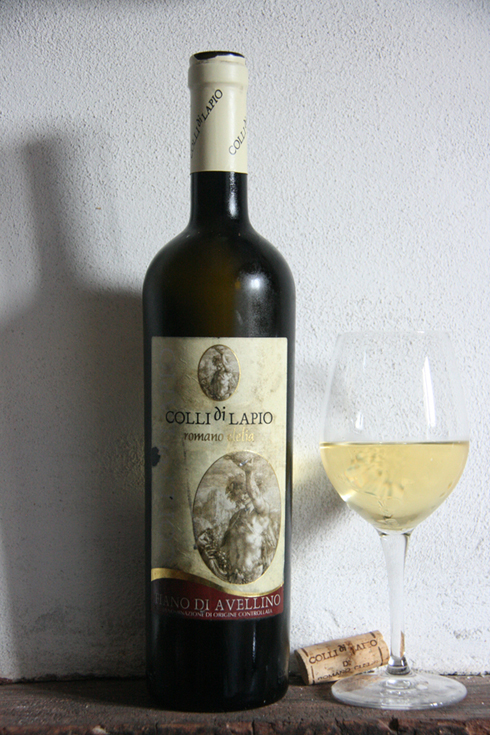 Fiano di Avellino, the age-worthy one