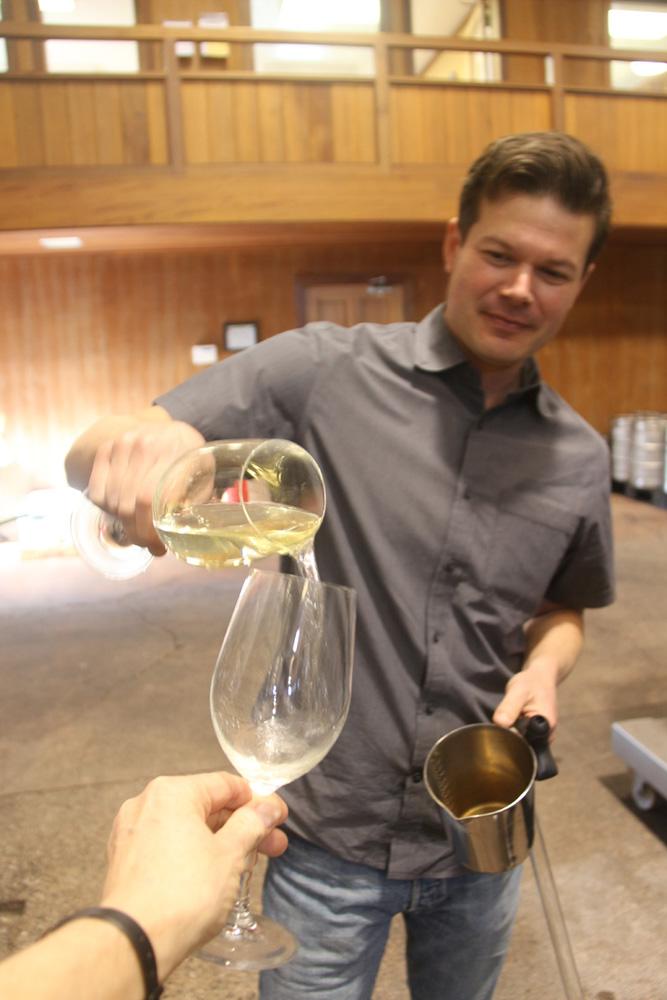 Bryan Kays, Trefethen Winemaker