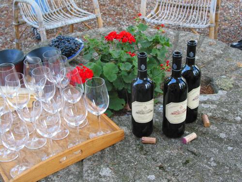 Tuscan Wine Treasures