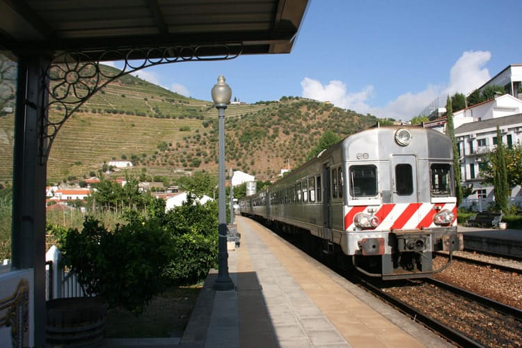douro valley train