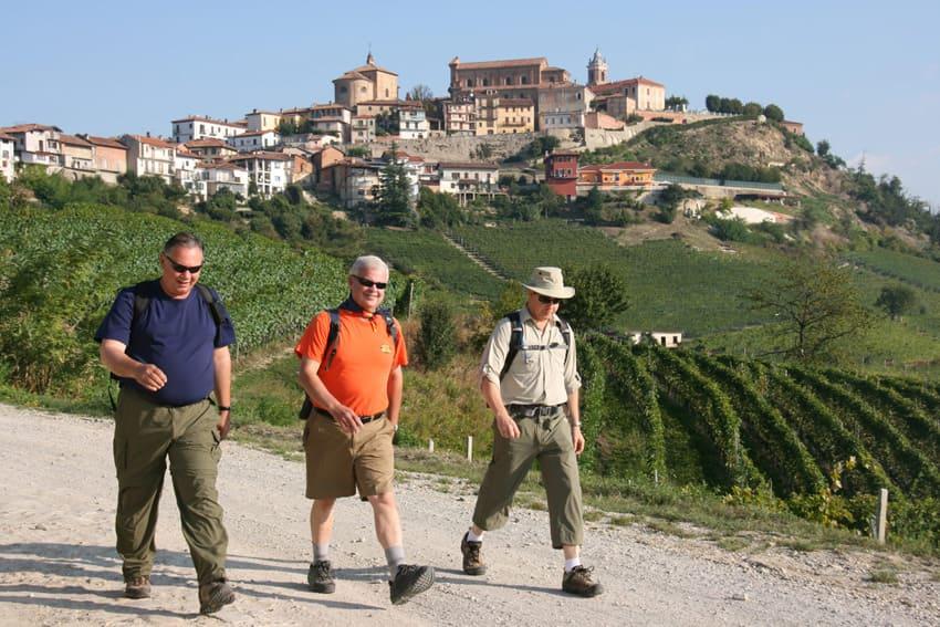 walking tours italy cinque terre